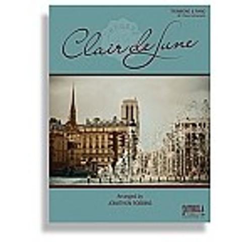 Clair De Lune - Trombone