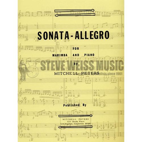 Sonata - Allegro - Marimba