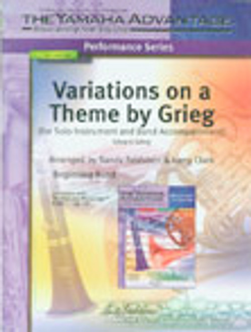 Variations on a Theme by Grieg - W/CD
