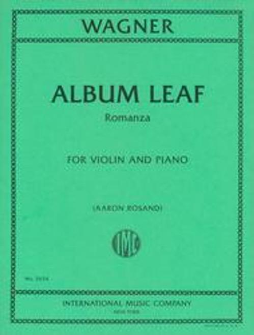 Album Leaf - Wagner