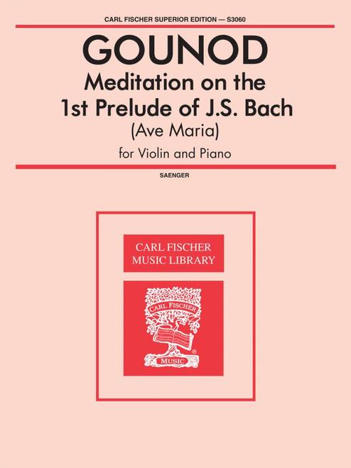 Ave Maria - Gounod - Violin