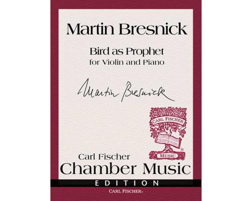 Bird as a Prophet - Bresnick