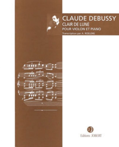 Clair De Lune - Debussy - Violin