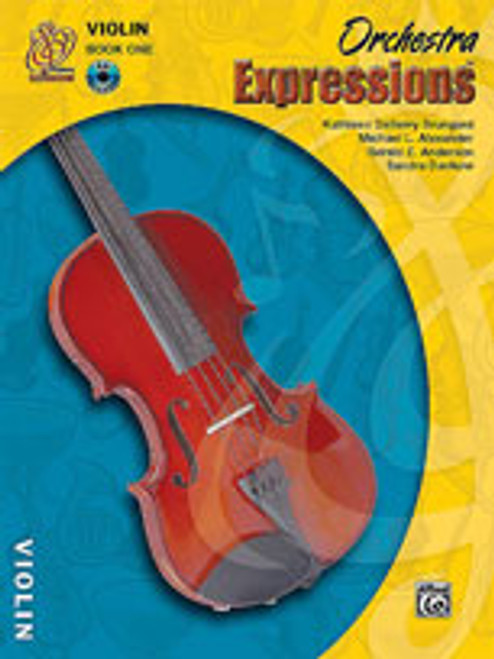 Orchestra Expressions Book 1 - Violin