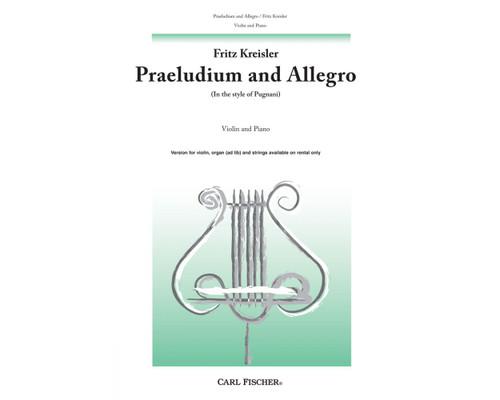 Praeludium and Allegro - Kreisler