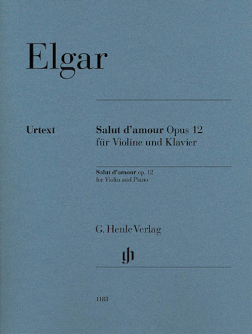 Salut D'Amour Op. 12 - Elgar