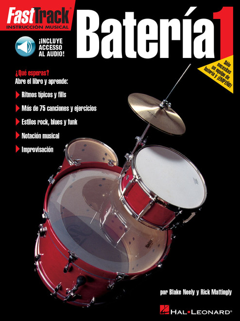 FastTrack Batería Book 1