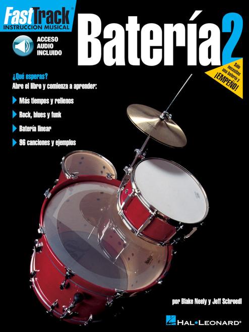 FastTrack Batería Book 2