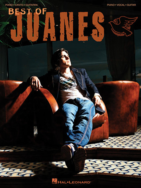 Best of Juanes - Piano/Canto/Guitarra