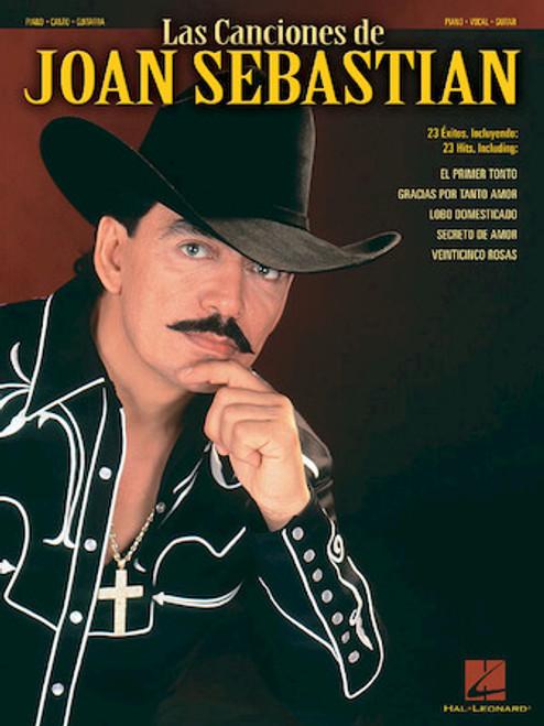 Las Canciones de Joan Sebatian - Piano/Canto/Guitarra