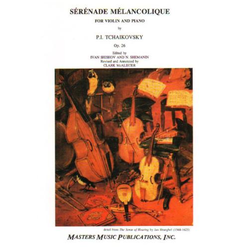 Serenade Melancolique - Tchaikovsky