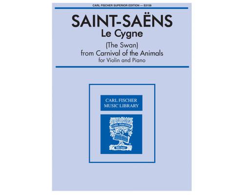 Le Cygne (The Swan) - Violin