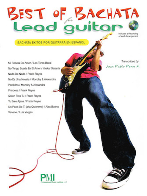Best of Bachata for Lead Guitar