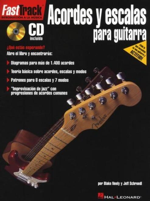 FastTrack: Acordes y Escalas para Guitarra