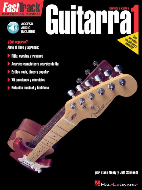 FastTrack: Guitarra Book 1