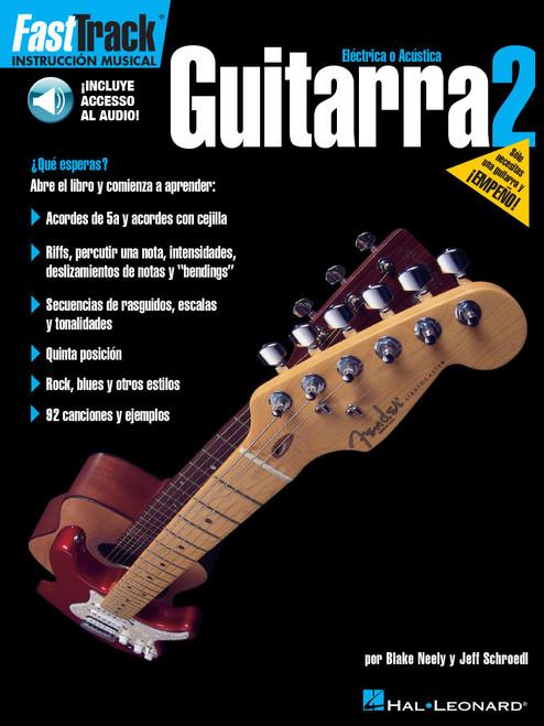FastTrack: Guitarra Book 2
