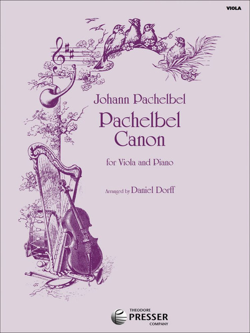 Canon in D - Pachelbel - Viola