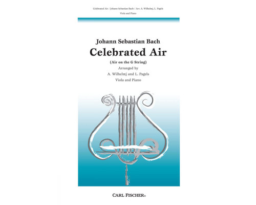 Celebrated Air (Air on the G String) - Bach - Viola