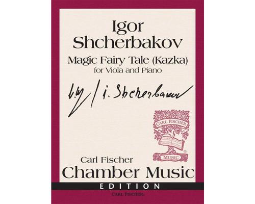 Magic Fairy Tale (Kazaka) - Scherbakov