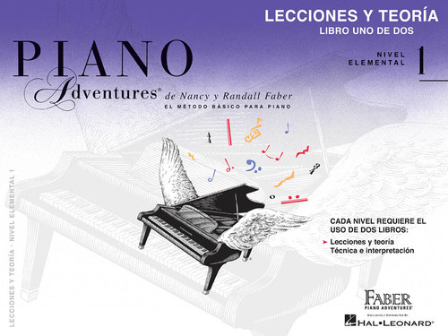 Faber Piano Adventures - Lecciones y Teoría - Nivel 1