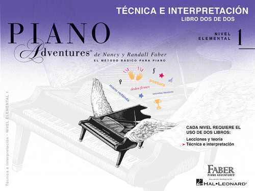 Faber Piano Adventures - Técnica e Interpretación - Nivel 1
