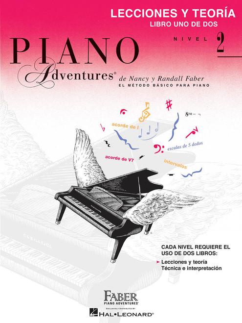 Faber Piano Adventures - Lecciones y Teoría - Nivel 2