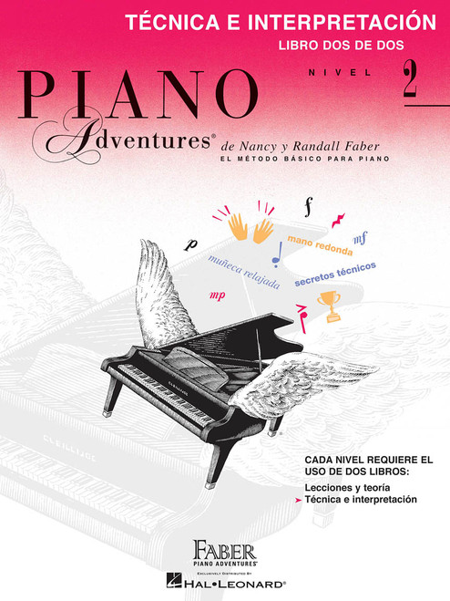 Faber Piano Adventures - Técnica e Interpretación - Nivel  2