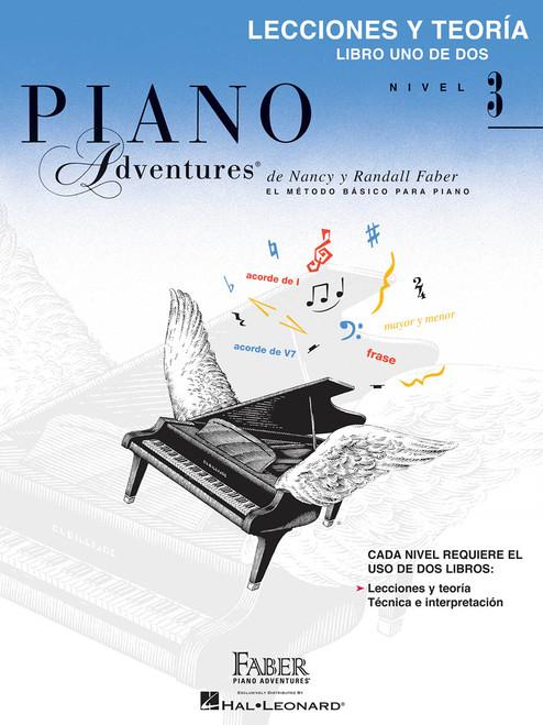 Faber Piano Adventures - Lecciones y Teoría - Nivel 3