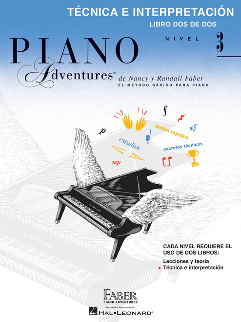 Faber Piano Adventures - Técnica e Interpretación - Nivel 3