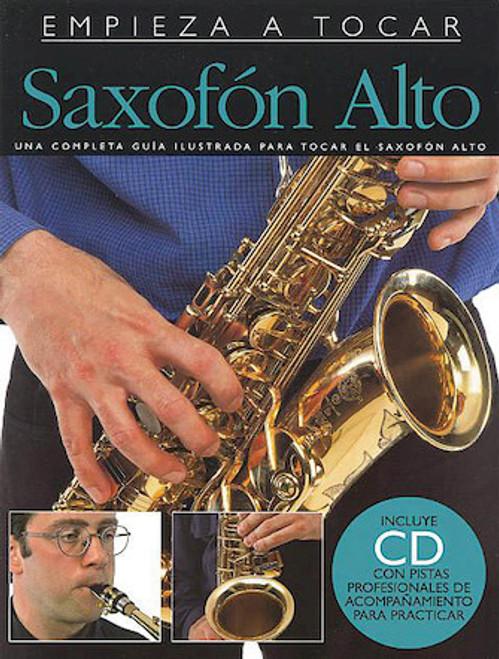 Empieza a Tocar Saxofón Alto