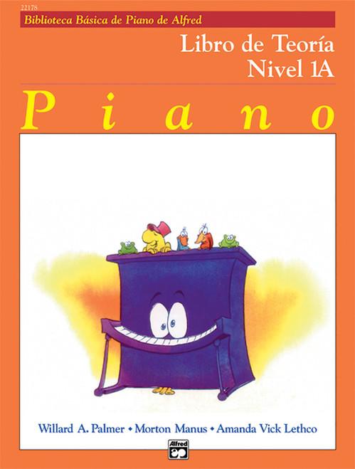 Biblioteca Básica de Piano de Alfred: Libro de Teoría - Nivel 1A