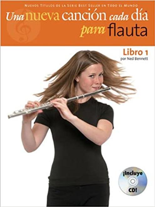 Una Nueva Canción Cada Día para Flauta - Libro 1