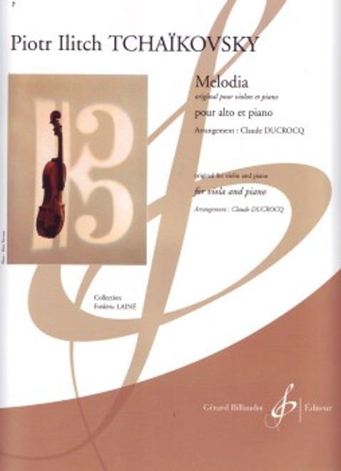 Melodia - Tchaikovsky
