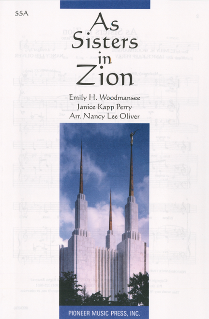 As Sisters in Zion - arr. Oliver - SSA and Piano