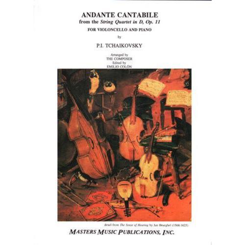 Andante Cantabile - Tchaikovsky