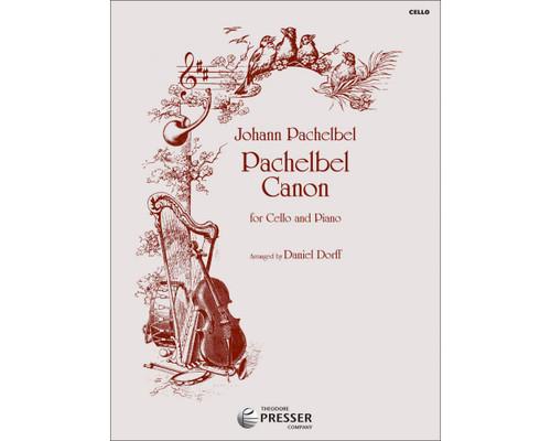 Canon in D - Pachelbel - Cello