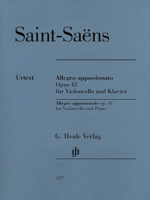 Allegro Appassionato Op. 43 - Saint-Saens