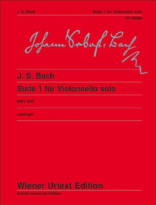 Suite No. 1 - Bach