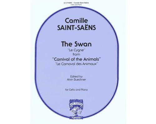 The Swan (Le Cygne) - Saint-Saens - Cello