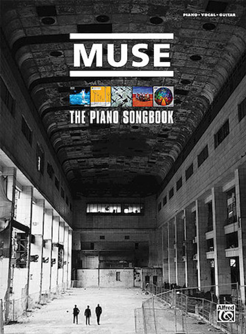 Muse - The Piano Songbook - Piano / Vocal / Guitar Songbook
