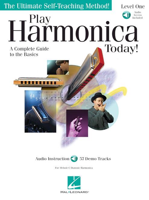 Play Harmonica Today! - Level 1