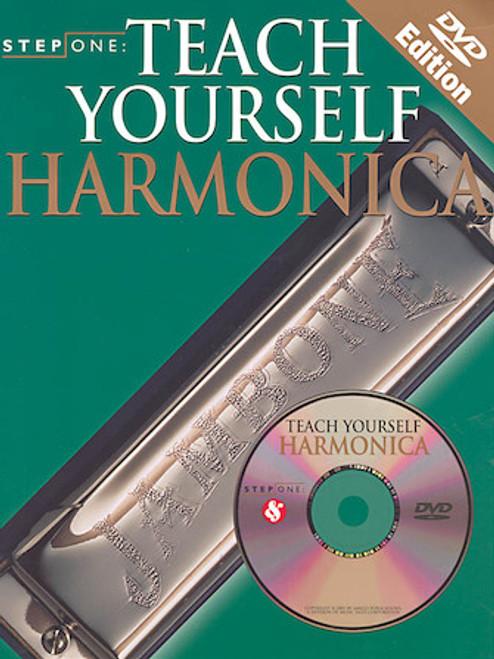 Step One: Teach Yourself Harmonica with DVD