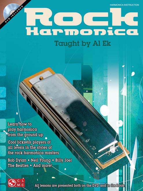 Rock Harmonica with DVD