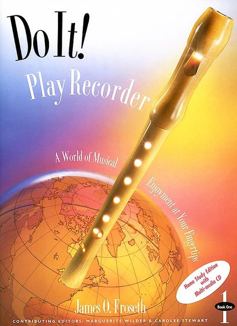 Do It! - Play Recorder with CD