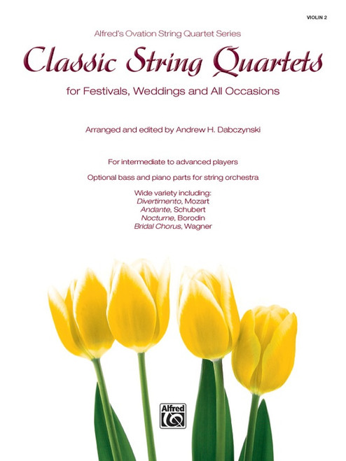 Classic String Quartets - Violin 2