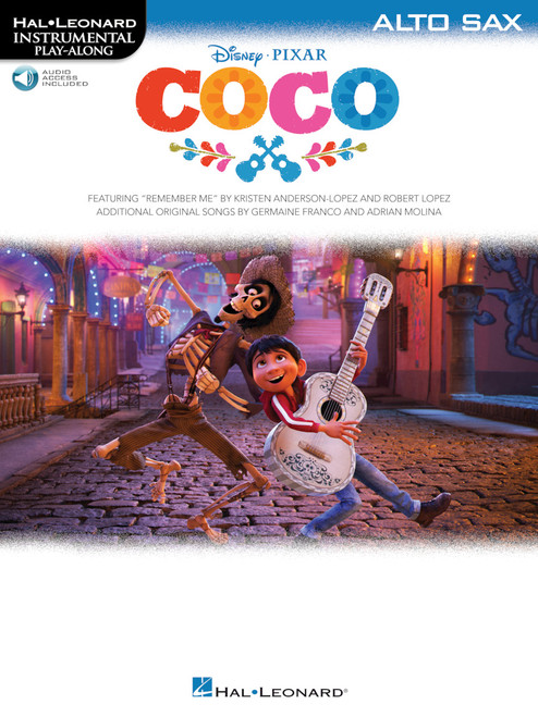 Coco (Music from the Motion Picture) - Alto Sax