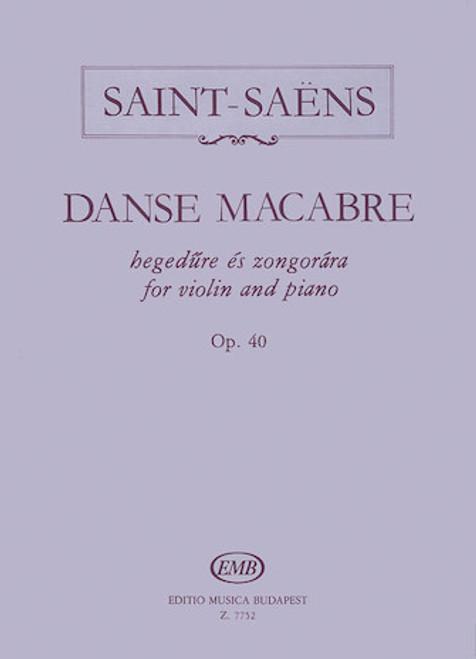 Danse Macabre Op. 40 - Saint-Saens