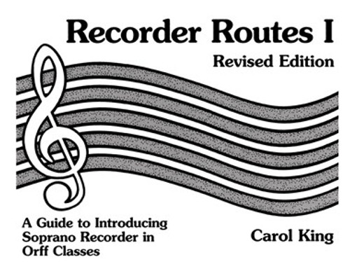 Recorder Routes 1 (Revised Edition)