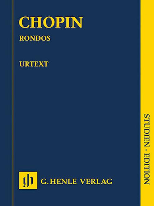 Study Score: Chopin - Rondos