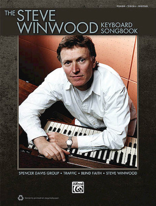 The Steve Winwood Keyboard Songbook - Piano / Vocal / Guitar Songbook